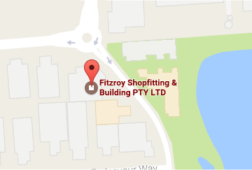 Fitzroy Shopfitting Location
